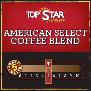 <strong>American Select Coffee Blend</strong><br />