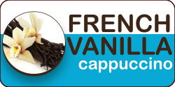 <strong>French Vanilla Cappuccino</strong> <br />