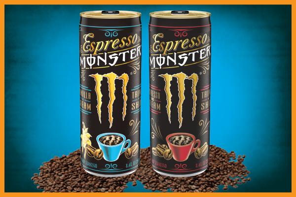 Monster Espresso 8.4-oz Cans