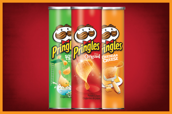 Pringles Large Cans