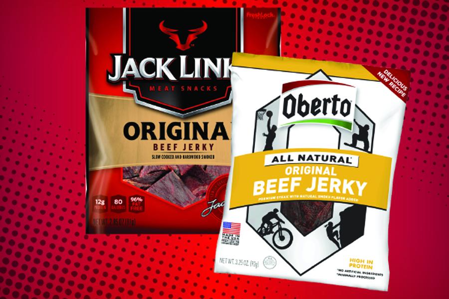 Oberto & Jack Link's Jerky